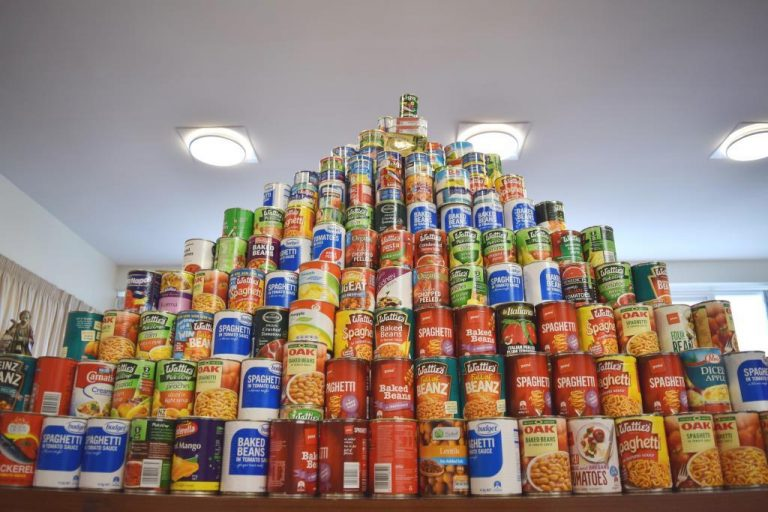 food in cans nz